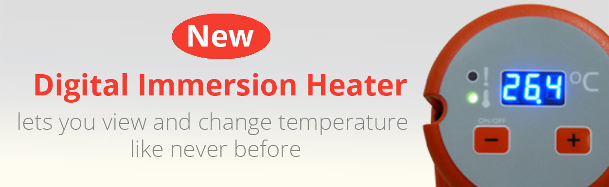 Digital Immersion Heaters - Pneutherm