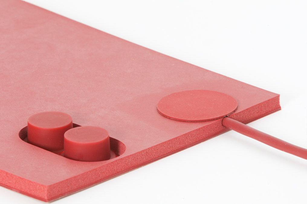 Silicone Rubber Heaters Pneutherm